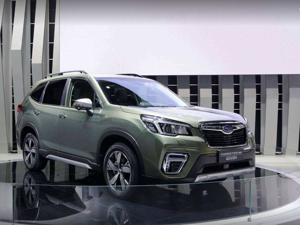 18 The 2020 Subaru Forester Hybrid Research New