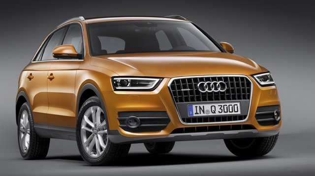 18 The Audi Uno 2020 Ratings