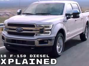 18 The Best 2019 Ford 150 Diesel Release