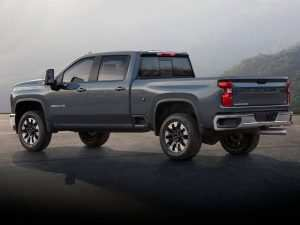 18 The Best 2020 Chevrolet Silverado 2500Hd For Sale Exterior and Interior