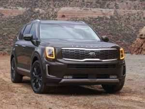 2020 Kia Telluride Interior Colors
