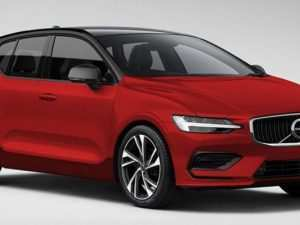 18 The Best Volvo New V40 2020 Rumors
