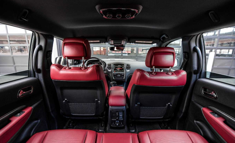 18 The Dodge Durango Rt 2020 Redesign And Concept