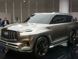 18 The Infiniti Truck 2020 Photos