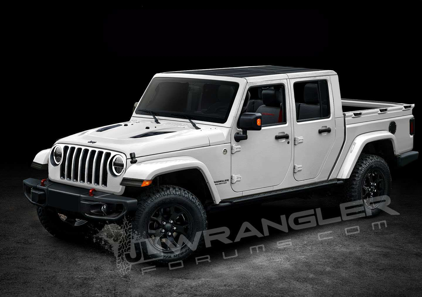 18 The Jeep Wrangler Truck 2020 Configurations