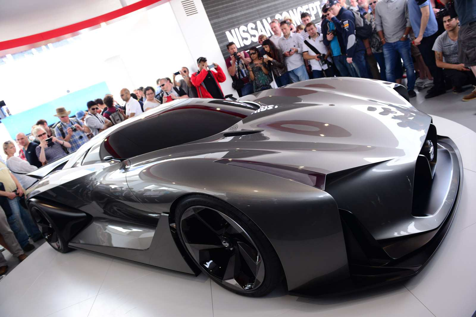 18 The Nissan Concept 2020 Gran Turismo Research New