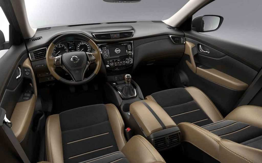 18 The Nissan X Trail 2020 Interior Wallpaper