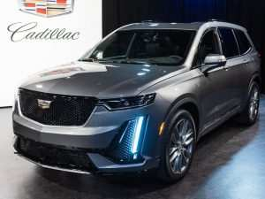 18 The Pictures Of 2020 Cadillac Xt6 New Review