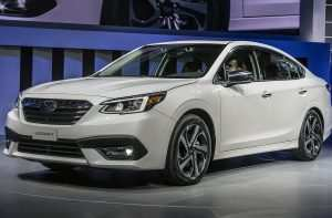 18 The Subaru Legacy 2020 Redesign Spesification