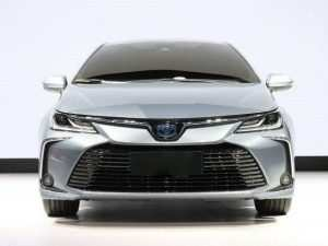 18 The Toyota New Shape 2020 Performance