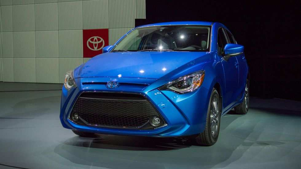 18 The Toyota Yaris 2020 Price First Drive