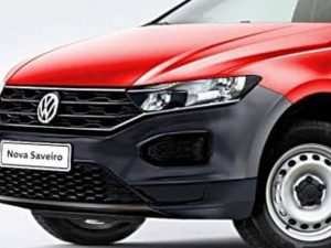 18 The Volkswagen Saveiro 2020 Exterior