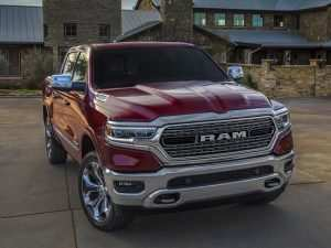 19 A 2019 Dodge Ram 1500 Review History