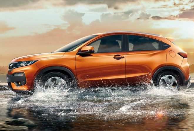 19 A 2019 Honda Hrv Changes Rumors