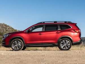 19 A 2019 Subaru Ascent 0 60 Review and Release date
