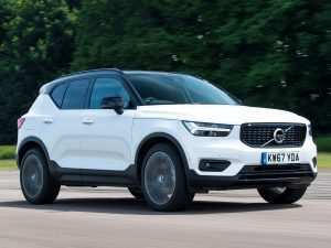 19 A 2019 Volvo Xc40 Owners Manual Pictures