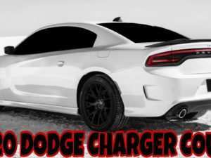 19 A 2020 Dodge Charger Performance and New Engine