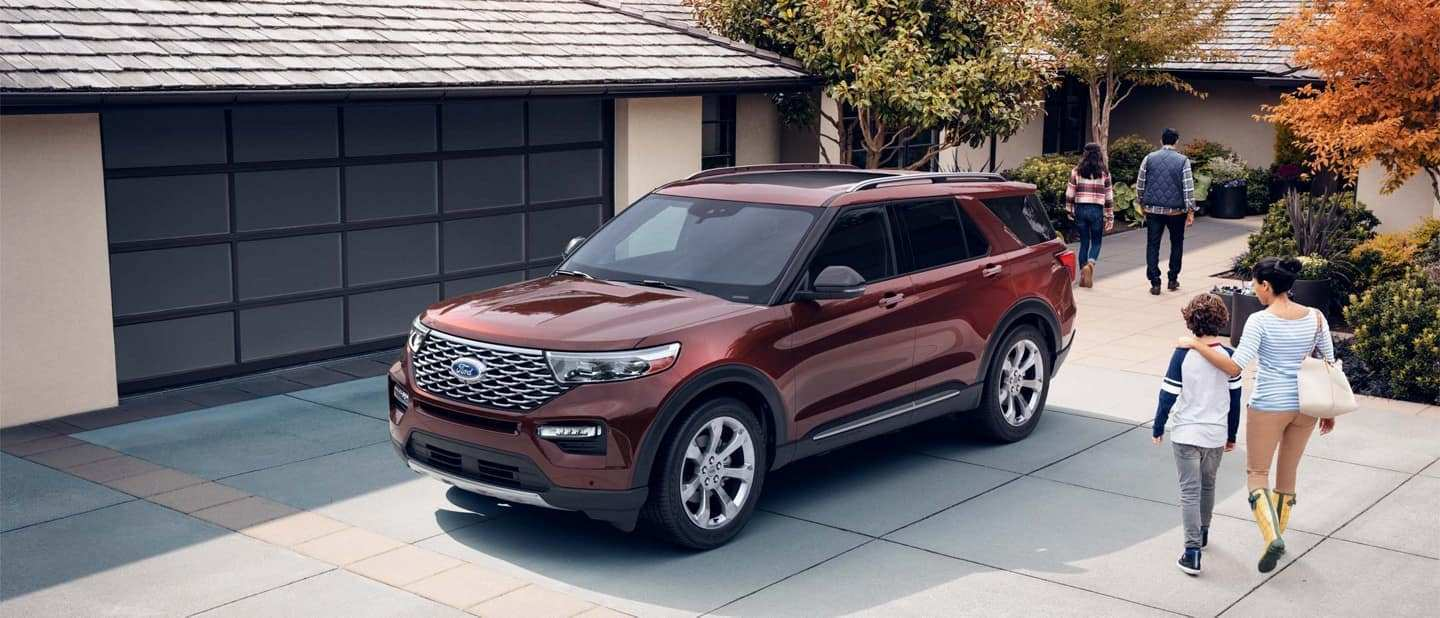 19 A 2020 Ford Explorer Build And Price Specs