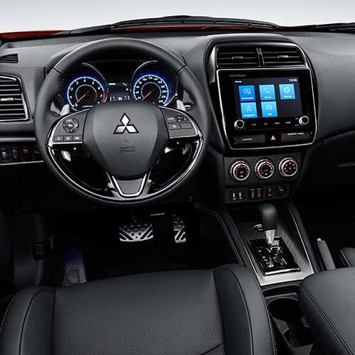 19 A 2020 Mitsubishi Vehicles Images
