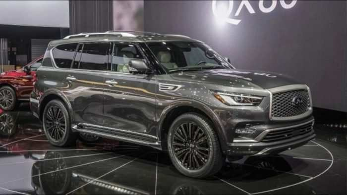 19 A Infiniti Suv 2020 Price And Release Date