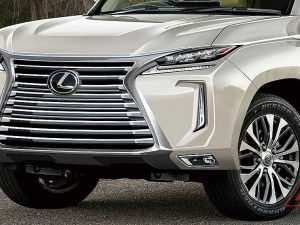 19 A Lexus Lx 2020 Price and Release date