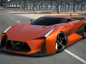 19 A Nissan Vision 2020 Redesign and Concept