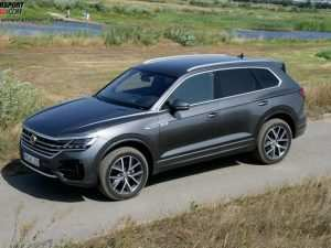 19 A Volkswagen Touareg Hybrid 2020 Release