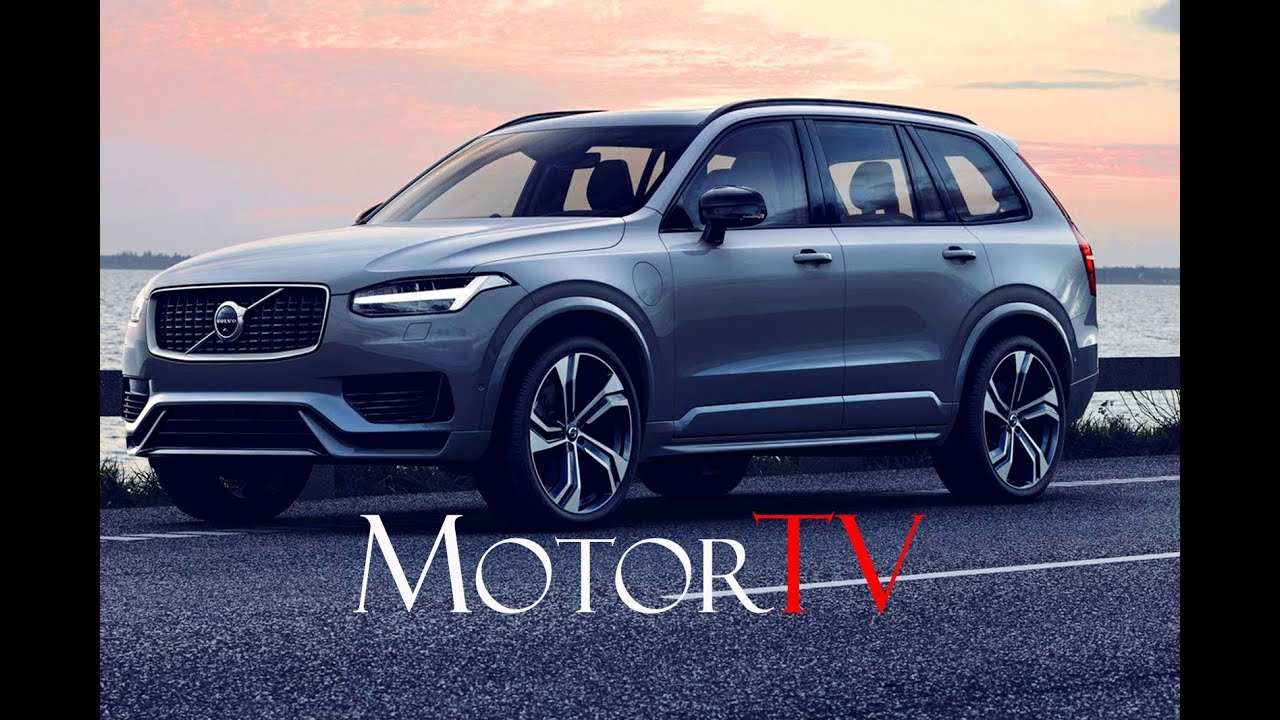 19 A Volvo Xc90 2020 Youtube Concept