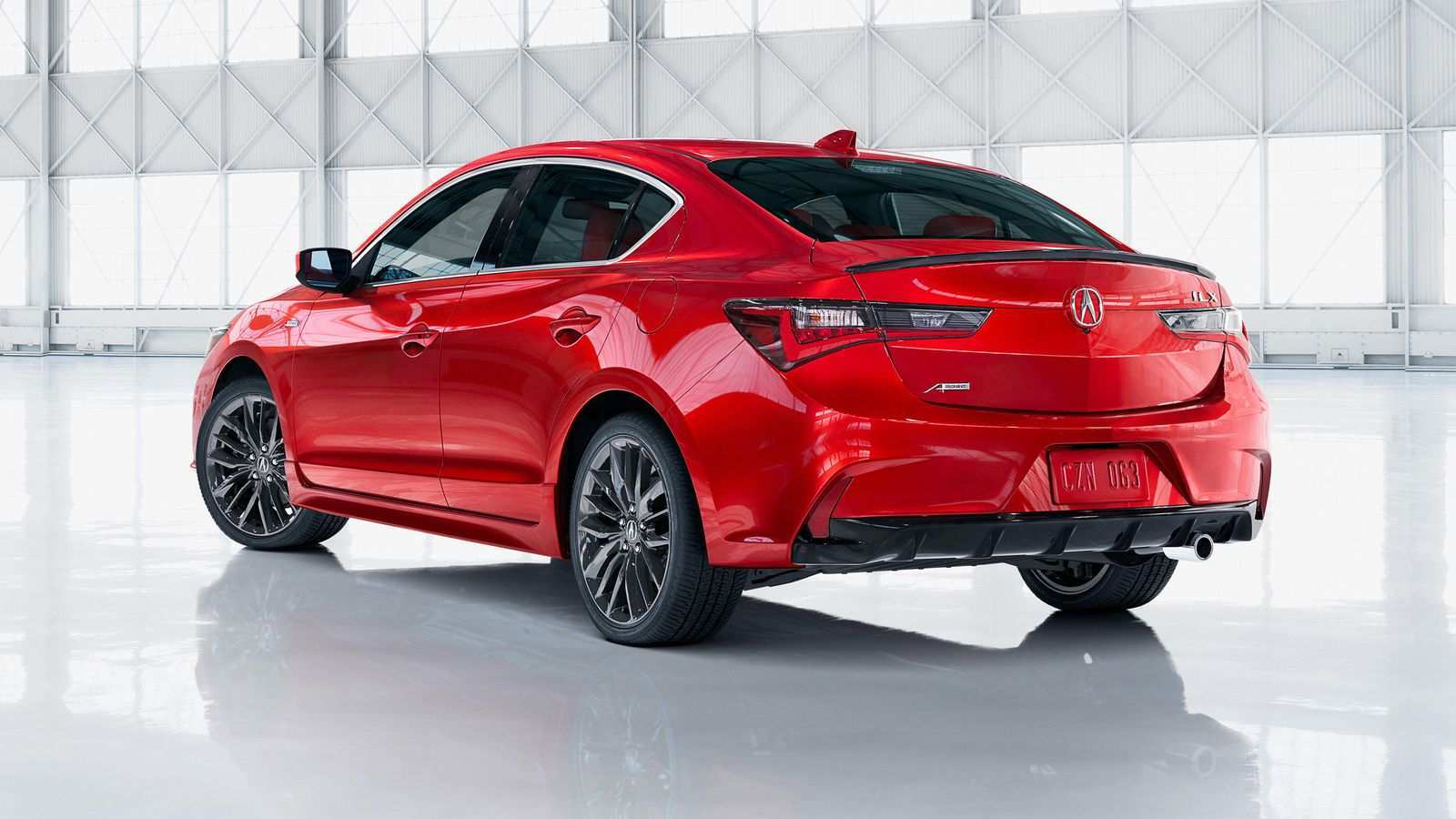 19 All New 2019 Acura Ilx Redesign Exterior And Interior
