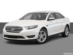 19 All New 2019 Ford Taurus Sho Engine