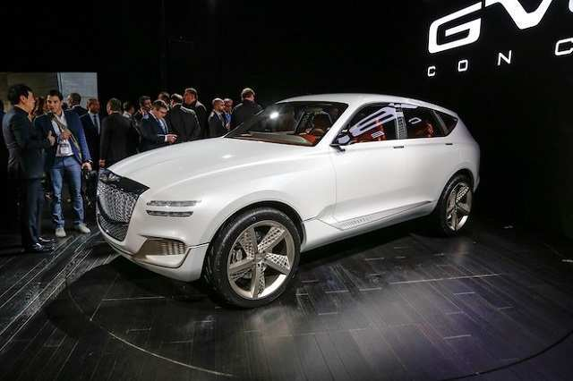 19 All New 2019 Genesis Suv Price Model