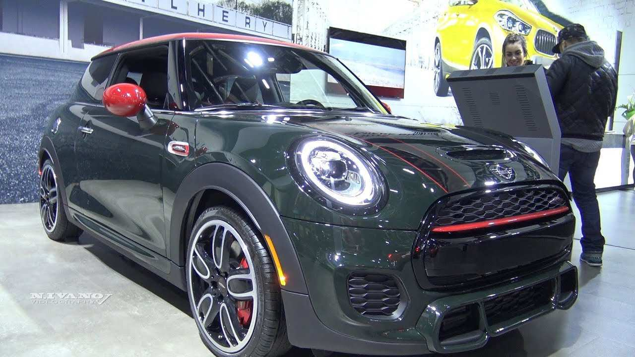 19 All New 2019 Mini Jcw Review Price Design And Review