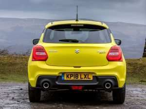 19 All New 2019 Suzuki Swift Sport Specs Reviews