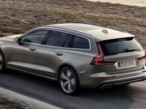 19 All New 2019 Volvo V60 Price Concept and Review