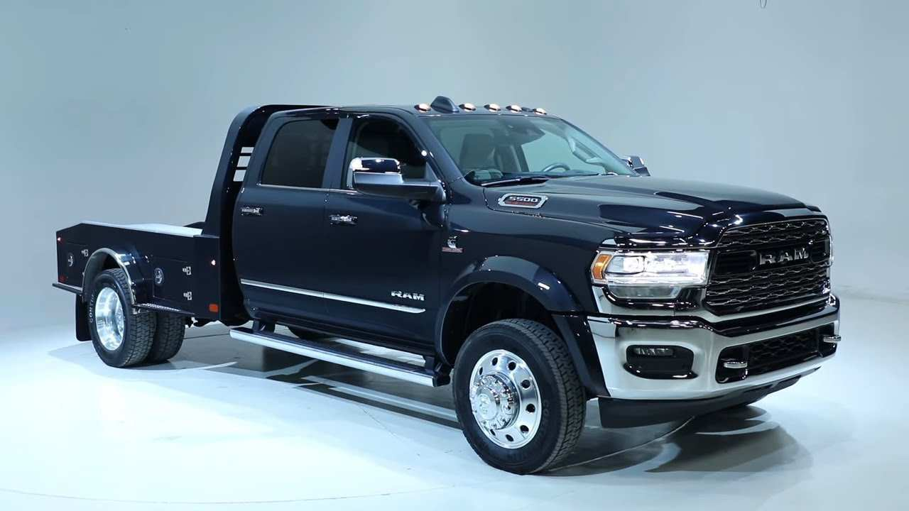 19 All New 2020 Dodge 5500 Configurations