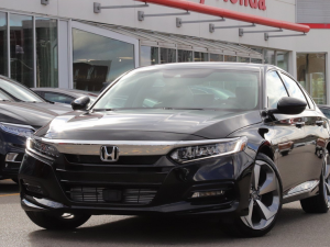 19 All New 2020 Honda Accord Sport New Model and Performance