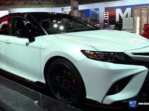 19 All New 2020 Toyota Camry Xse Wallpaper