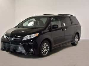 19 All New 2020 Toyota Van New Model and Performance
