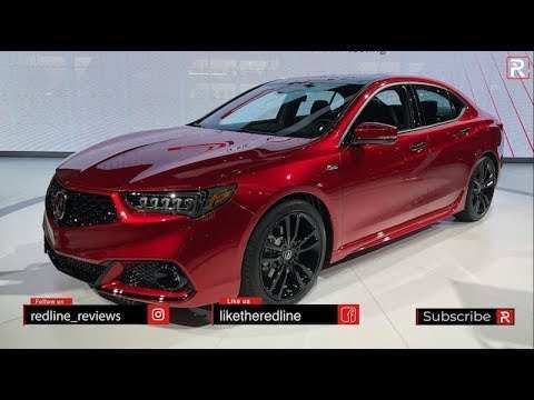 19 All New Acura Tlx 2020 Vs 2019 Performance And New Engine