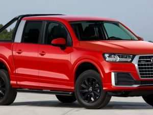 19 All New Audi Double Cab Bakkie 2020 Pictures