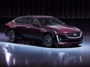 19 All New Cadillac Ct5 To Get Super Cruise In 2020 Concept