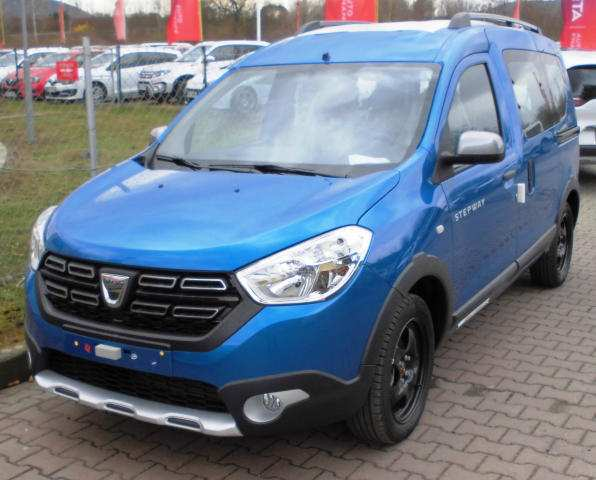 19 All New Dacia Dokker 2019 Redesign