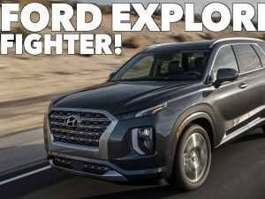 19 All New Hyundai 3 Row Suv 2020 Concept and Review