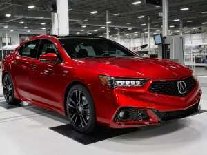 19 All New New Acura Tlx 2020 Spy Shoot