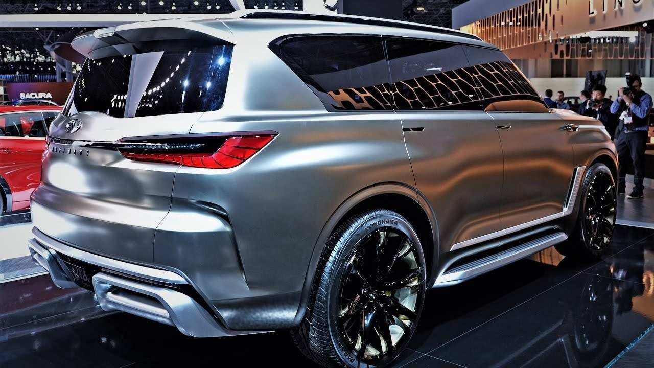 19 All New New Infiniti Qx80 2020 Release