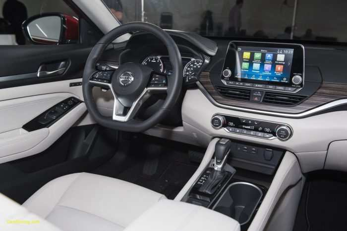 19 All New Nissan 2020 Interior Picture