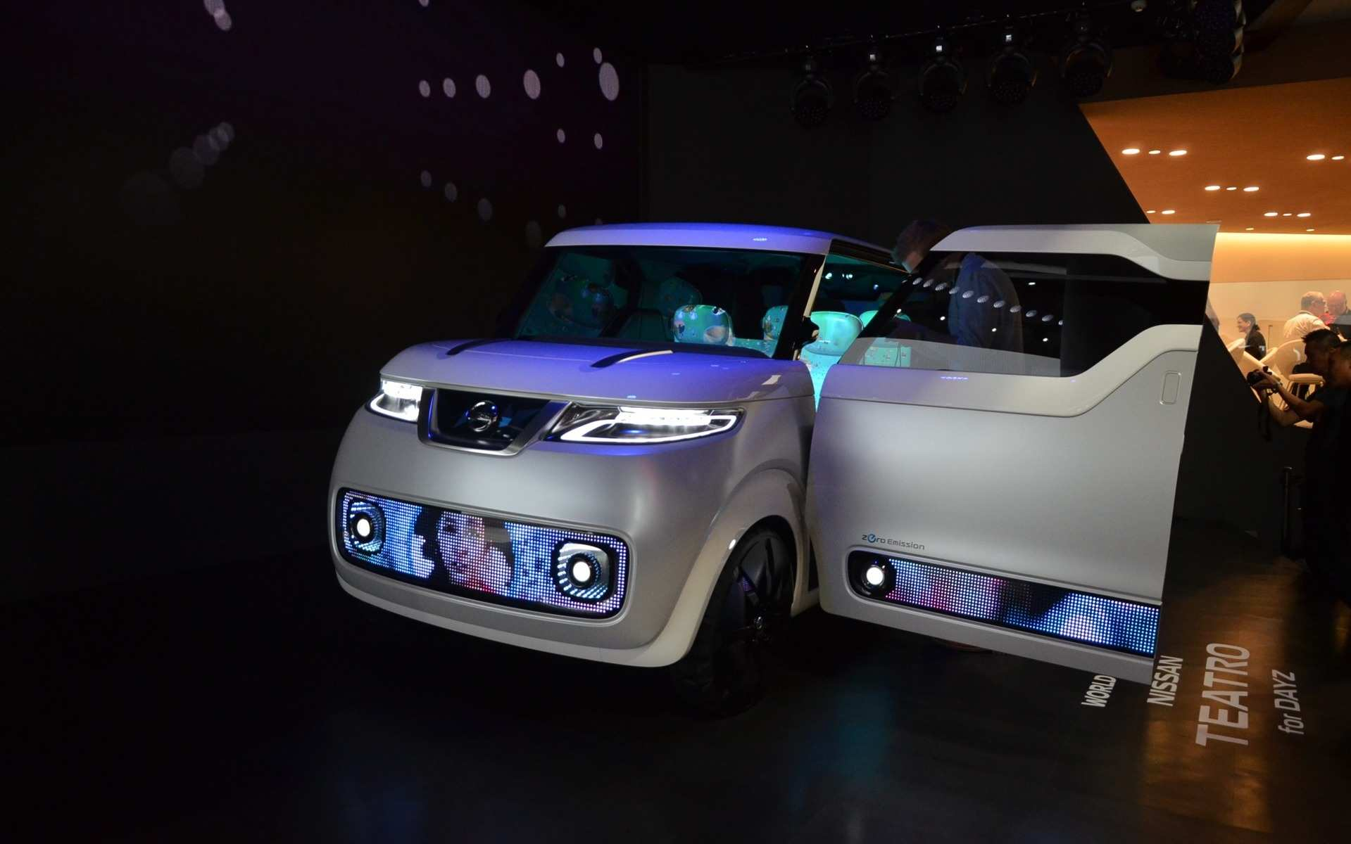 19 All New Nissan Cube 2020 Images