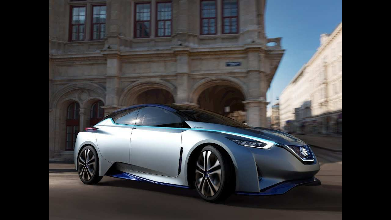 19 All New Nissan Ev 2020 Concept