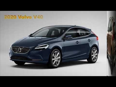 19 All New Volvo V40 Cross Country 2020 Exterior And Interior