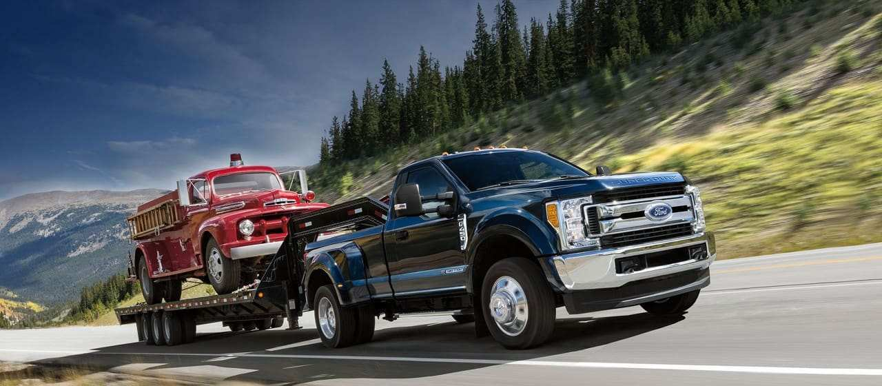 19 Best 2019 Ford Super Duty Diesel Exterior And Interior